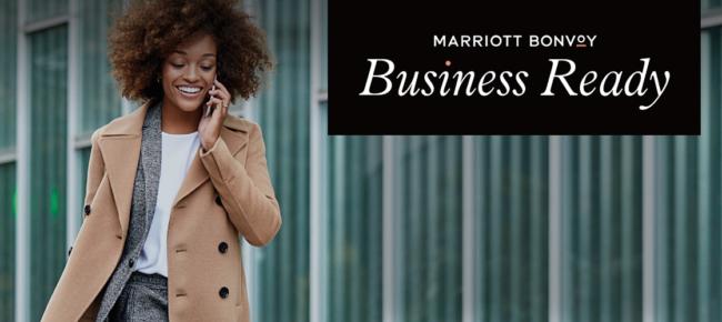 Marriott Business Ready