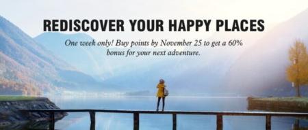 Marriott buy points