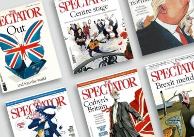 Spectator Avios offer