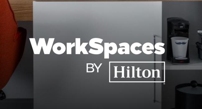 WorkSpaces by Hilton