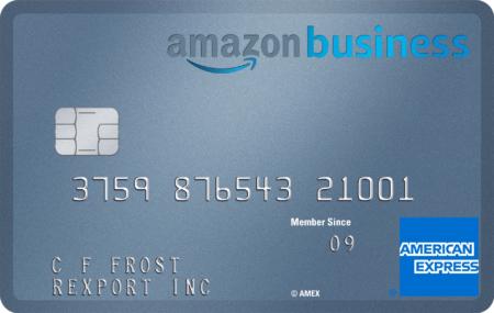 Amazon Business Prime silver card