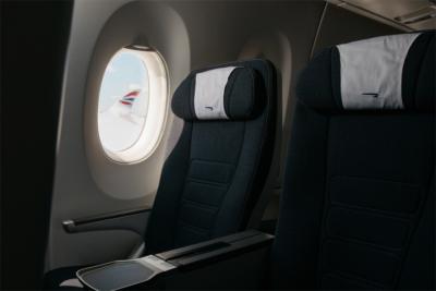 British Airways BA A350 Premium Economy