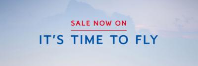 British Airways BA sale
