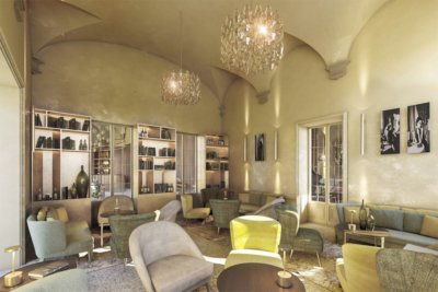 Grand Universe Lucca Autograph Collection lobby