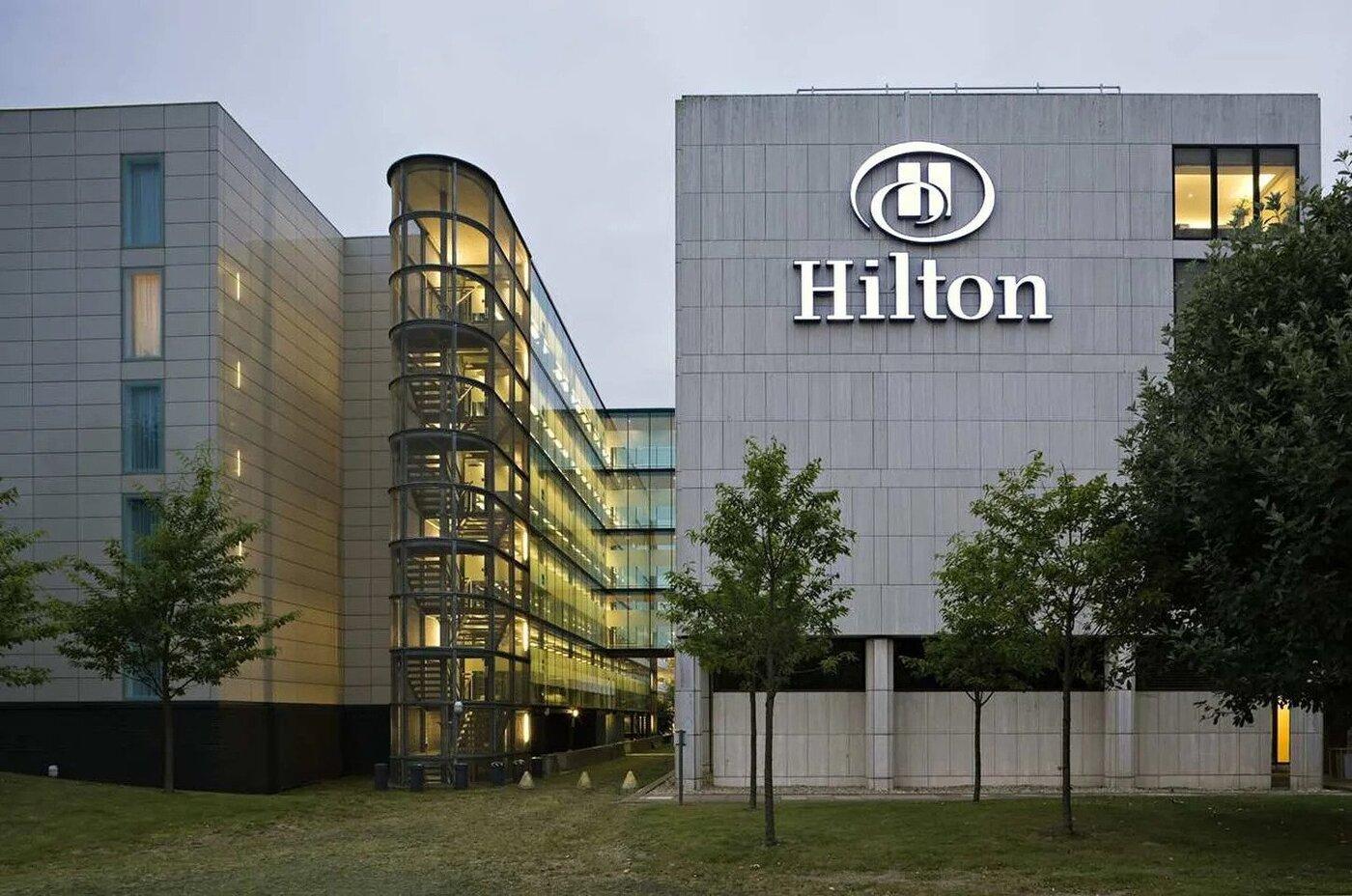 HIlton Hotels is leaving Tesco Clubcard