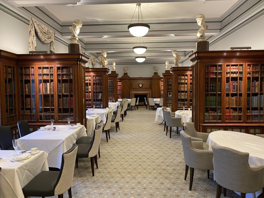 London Marriott County Hall Library