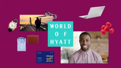 World of Hyatt Discoverist