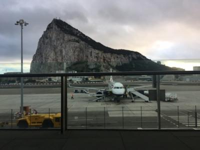 Worlds best departure lounge