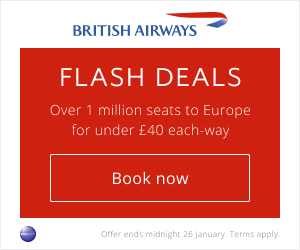 British Airways Flash Deals