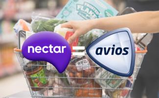 Avios nectar shopping