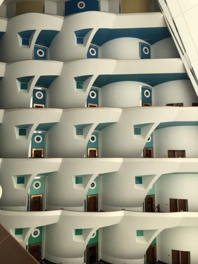Burj Al Arab hotel review Dubai