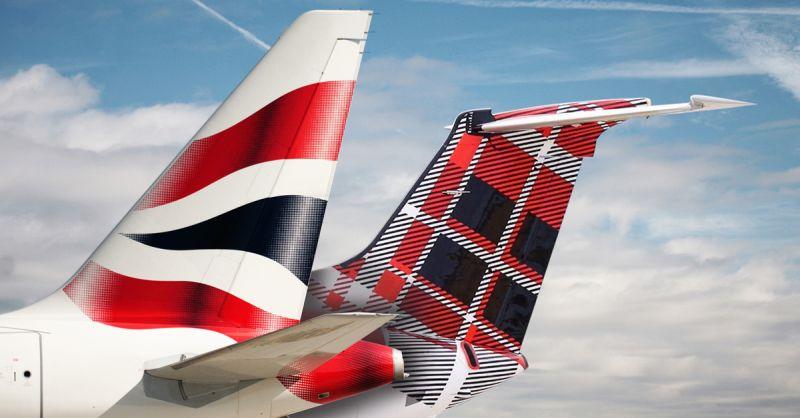British Airways to codeshare on Loganair's Teesside to Heathrow flights