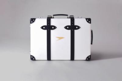 British Airways Globe-Trotter BOAC suitcase 2