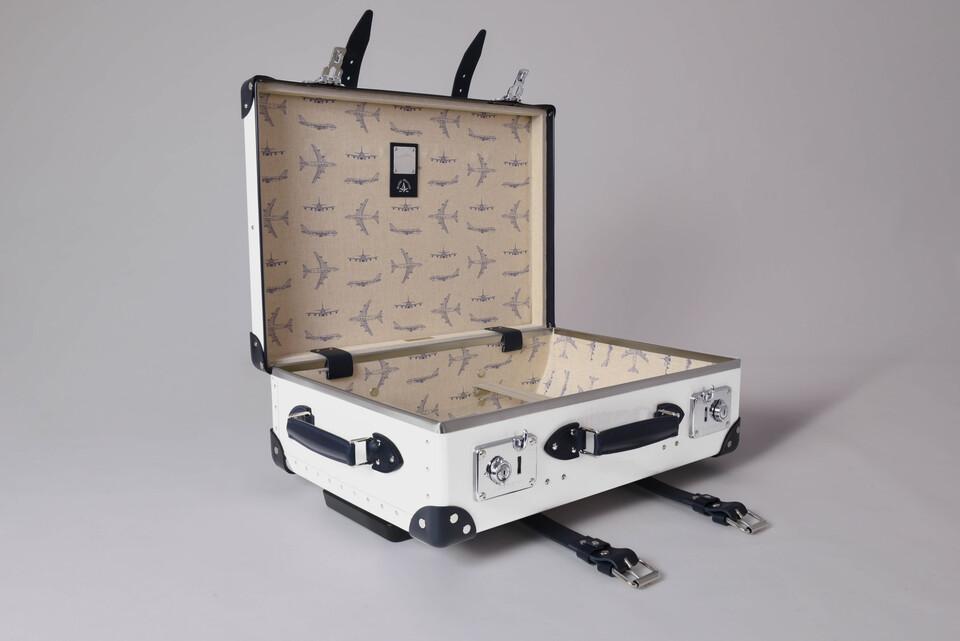 British Airways Globe-Trotter BOAC suitcase