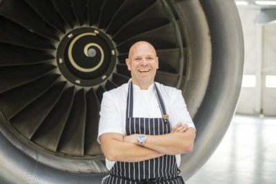 British Airways Tom Kerridge