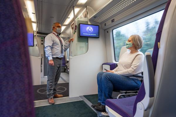 Heathrow Express Wheelchair Access