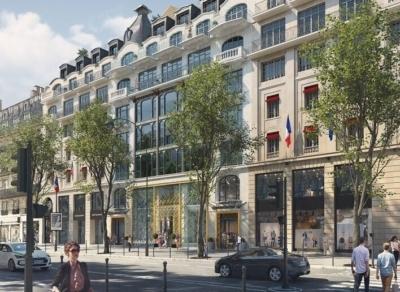 Kimpton Paris opening 2021