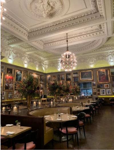 London EDITION Berners Tavern