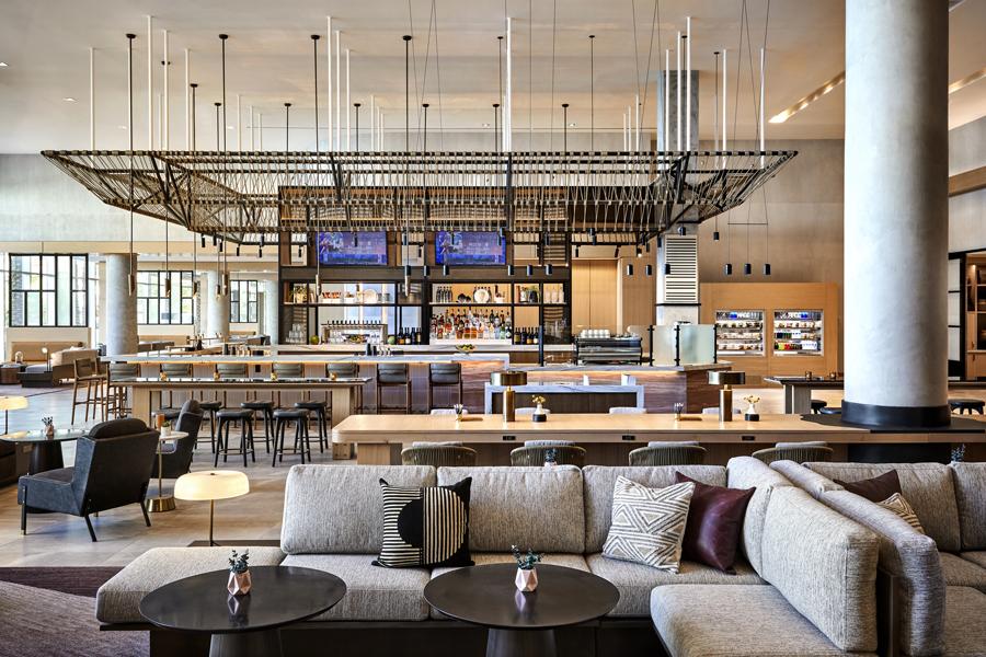 Sheraton Phoenix Coffee Bar