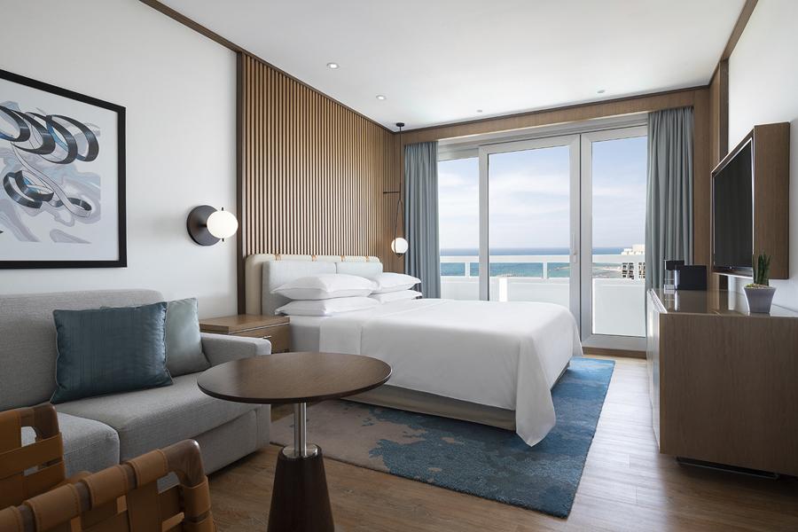 Sheraton Tel Aviv Deluxe Room
