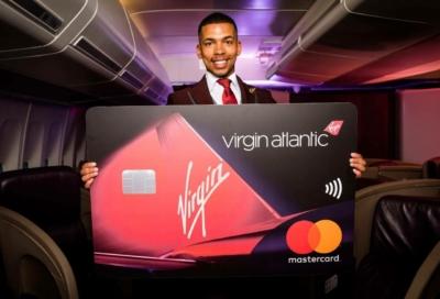 Benefits of Virgin Atlantic reward credit card