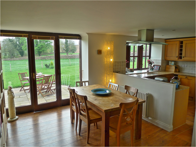 Cumbria dining room