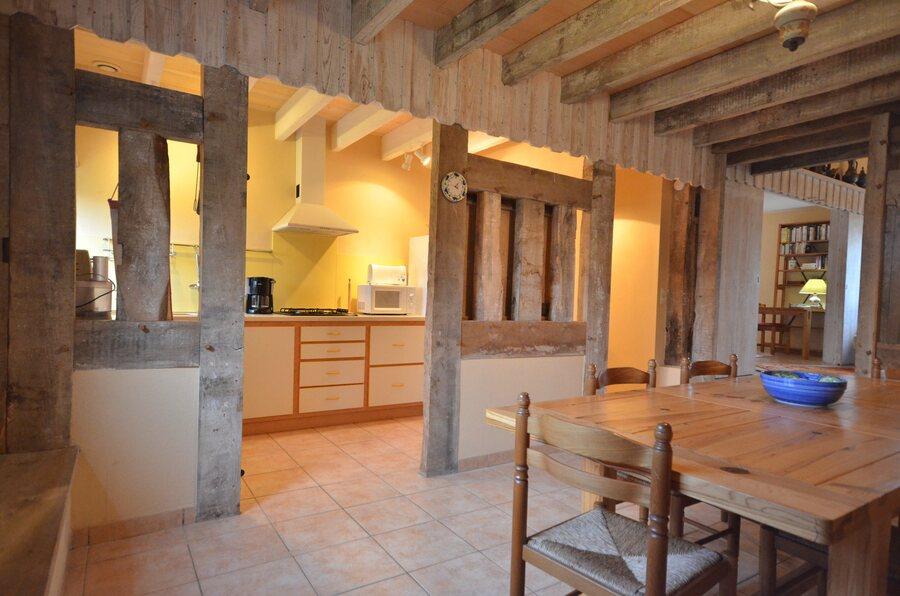 France kitchen diner