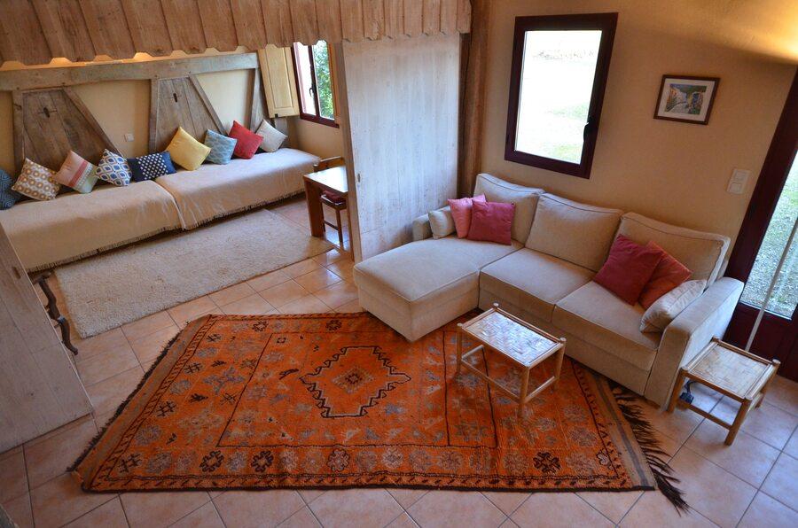 France living room