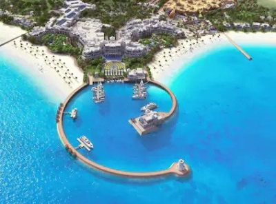 Hilton Salwa beach resort doha qatar