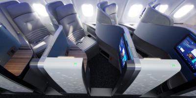 JetBlue A321LR Mint Studio