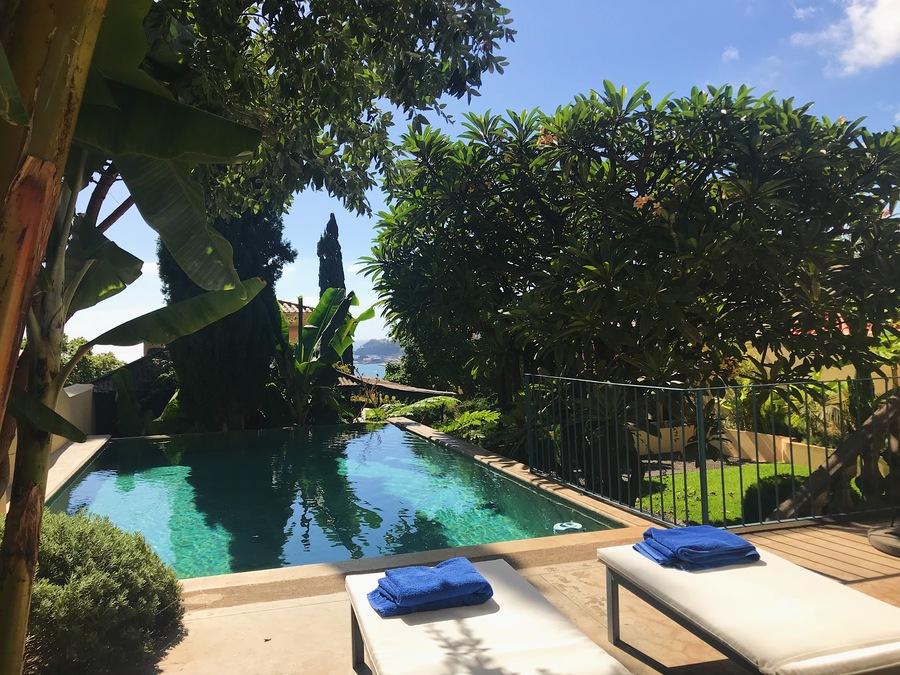 Madeira pool