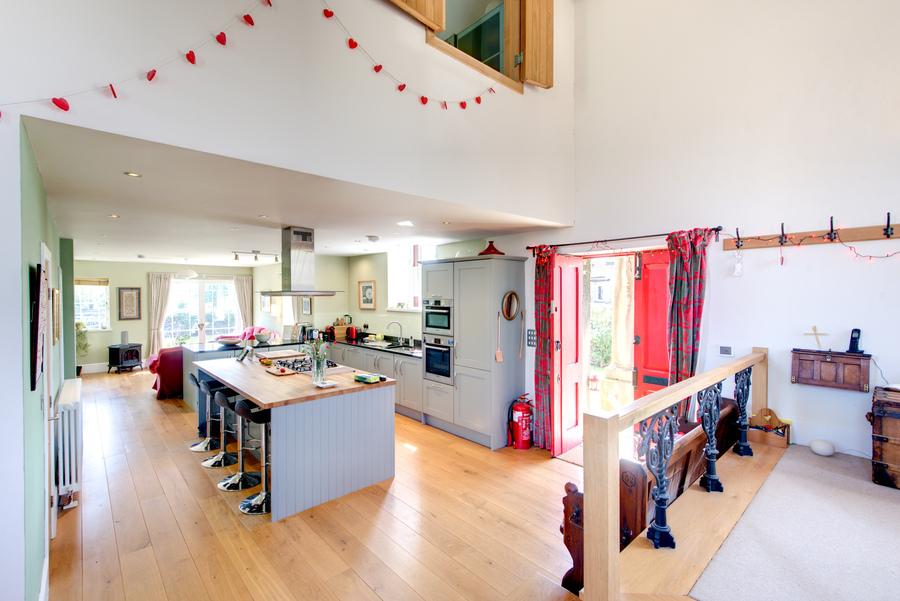 Peak District kitchen