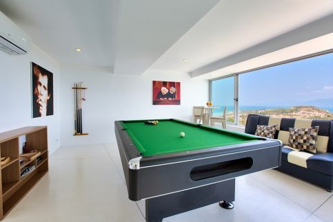 Thailand pool room