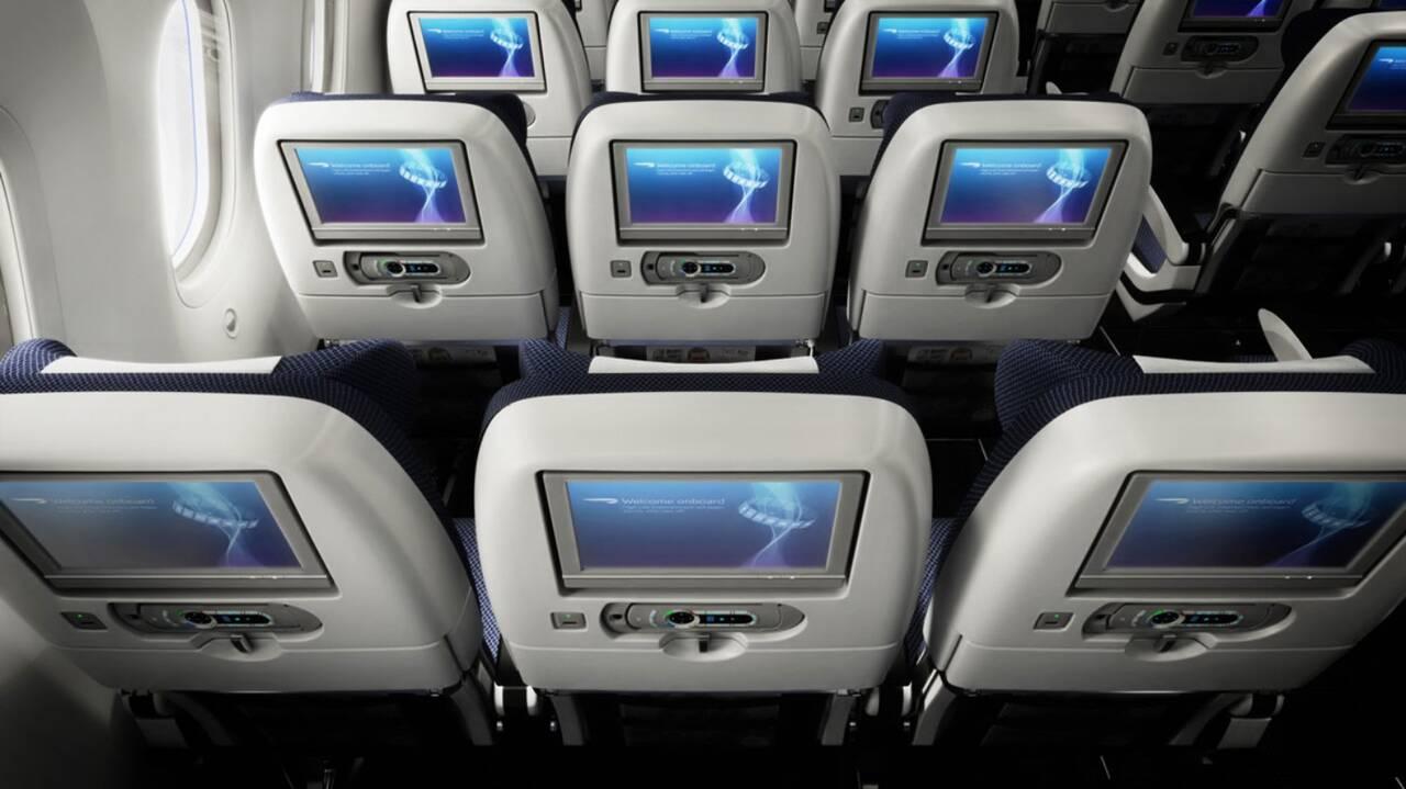 BA British Airways Boeing 787-9 best seat guide