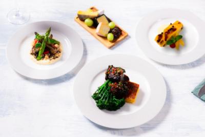 British Airways Feast Box First Class meal kit beef cheek