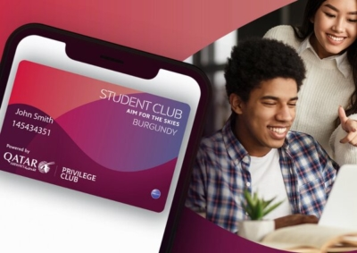 Qatar Airways student club