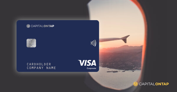 Get points worth 10,500 Avios with Capital On Tap's Visa card