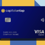 HFP Capital on Tap business Visa credit card blue
