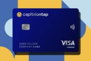 HFP Capital on Tap business Visa credit card blue
