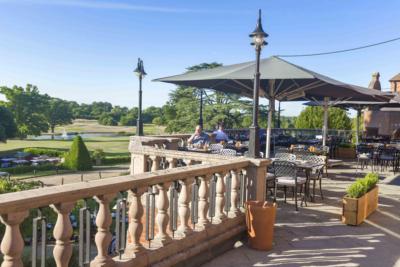 Hanbury Manor Marriott Hotel Golf