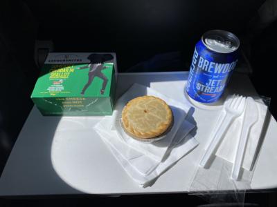 Speedbird Cafe Tom Kerridge British Airways 2