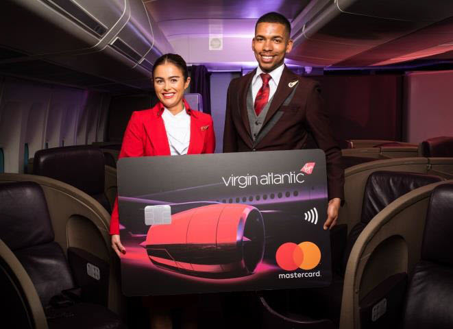 Where can you fly with Virgin Points?