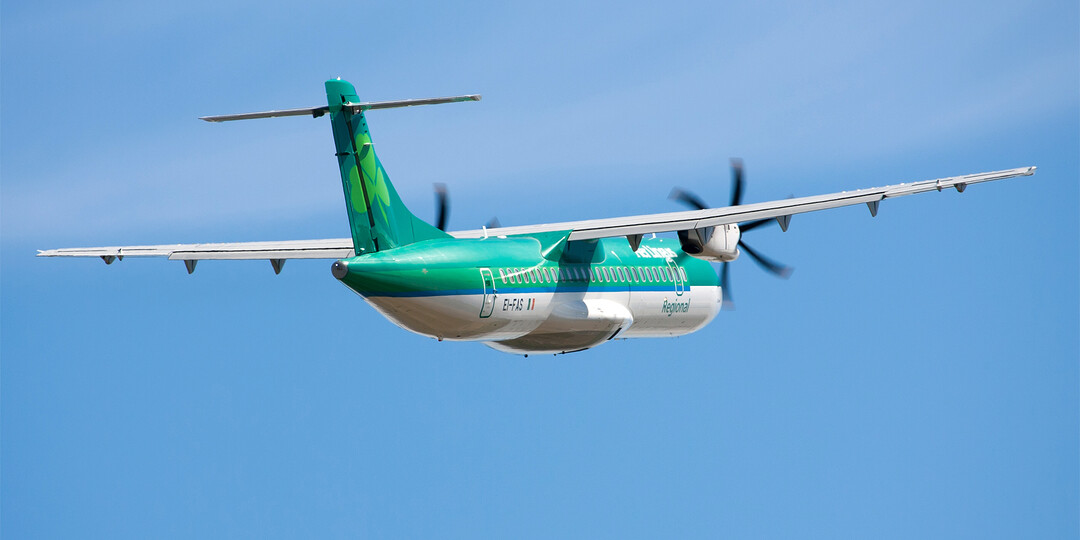 Aer Lingus Regional flights cancelled as Stobart Air goes into administration