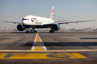 BA British Airways 777