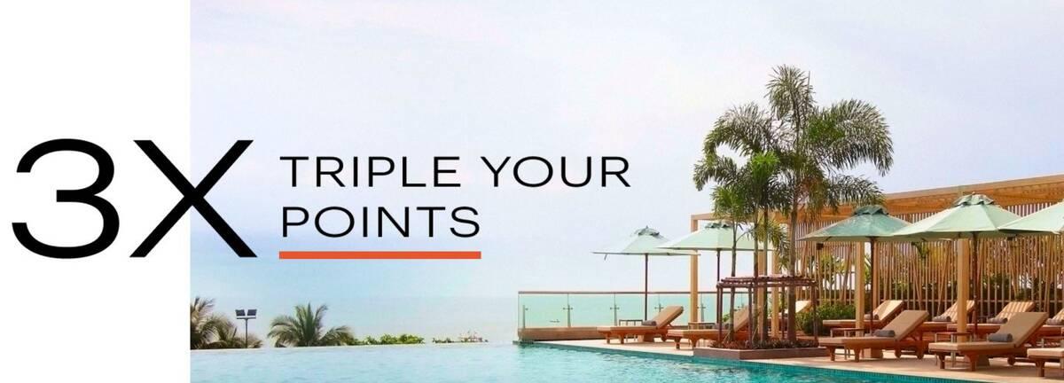 IHG bonus points promotion Summer 2021