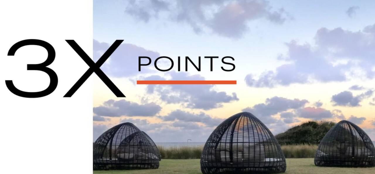 REGISTER NOW for IHG's new October - December bonus points promotion