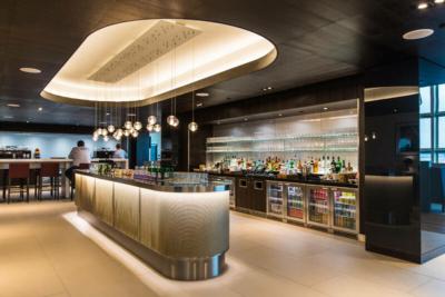 British Airways Galleries Lounge London Gatwick Airport South Terminal