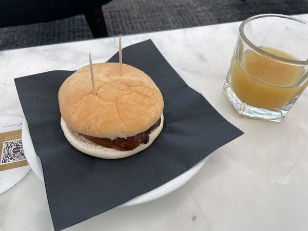 Review Club Aspire Lounge Heathrow Airport Terminal 5