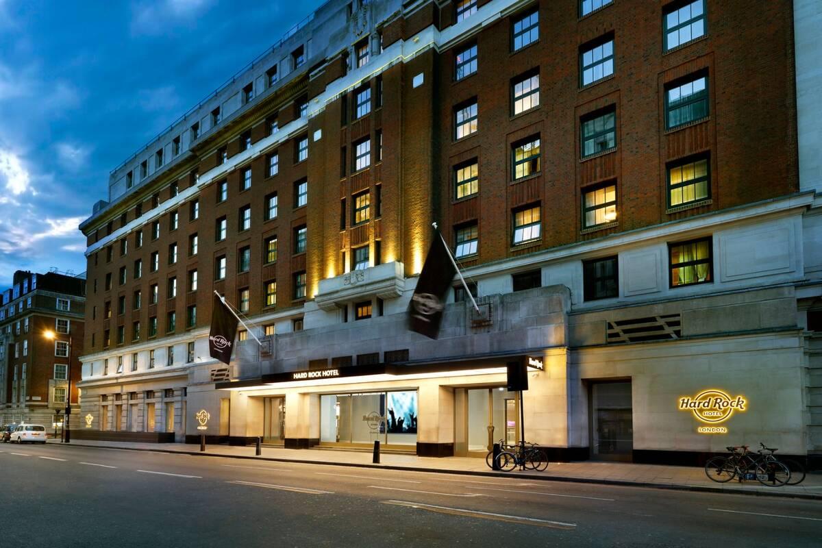 Hard Rock Hotel London £71 deal