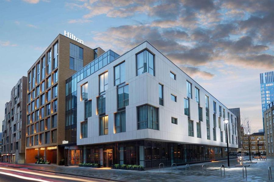 Hilton WorkSpaces at Hilton London Bankside review
